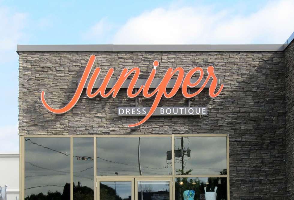 Juniper Chanel Letters Aug 2012