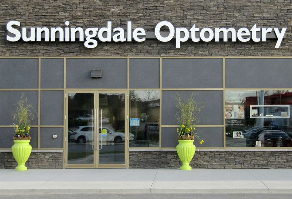 Sunningdale Optometry Channel Letters Oct 2012