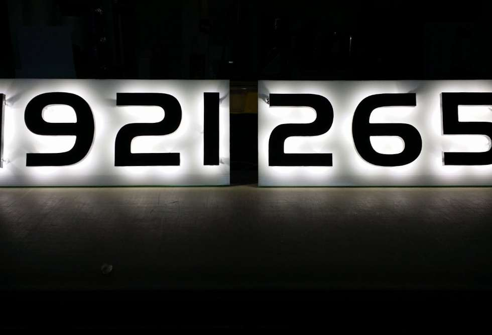 House Numbering 3